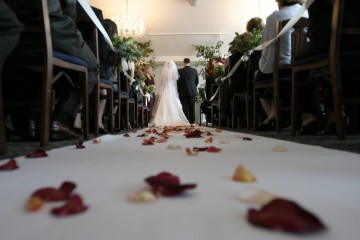 Booking your perfect wedding on our Island