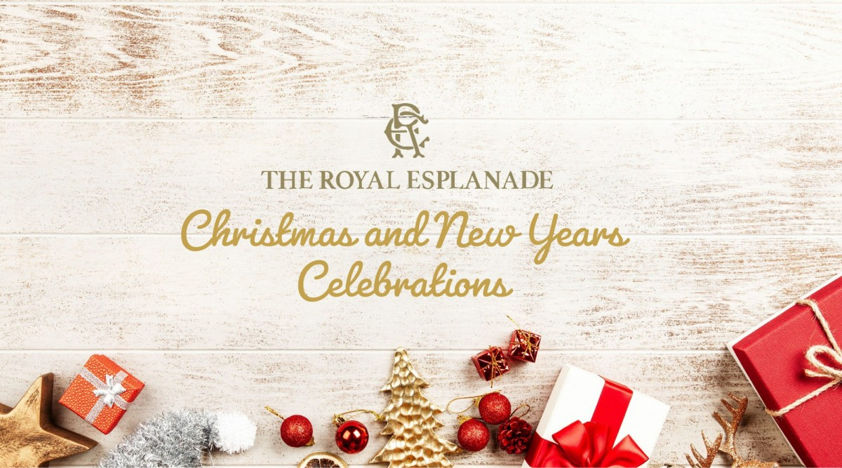 Christmas and New Year Celebrations at The Royal Esplanade - The ...