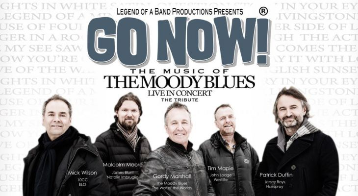 Go Now!: The Music Of The Moody Blues