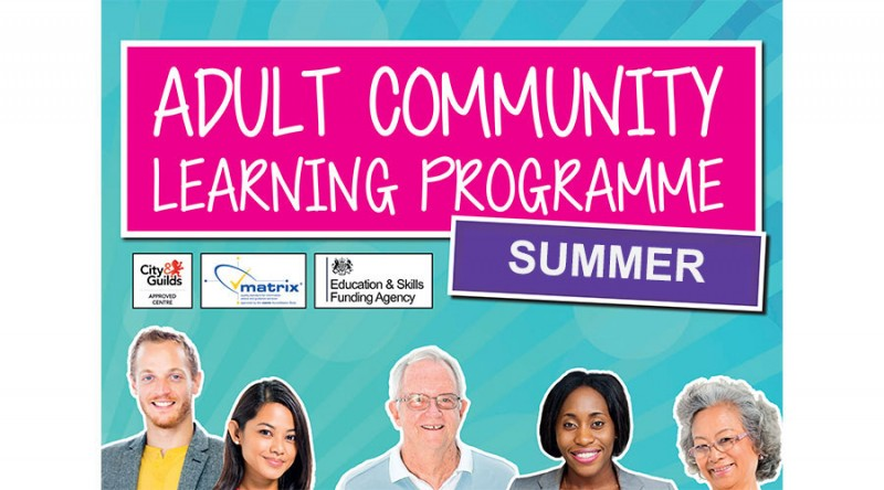 Adult Community Learning Programme: Summer