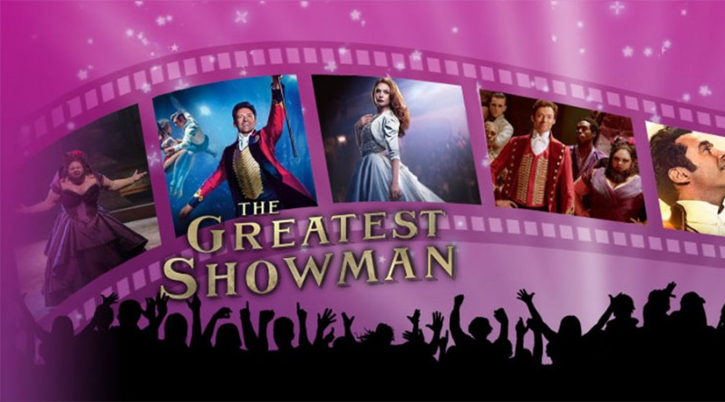 Sing-a-long-a The Greatest Showman!
