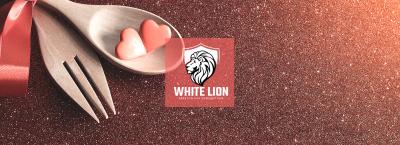 The White Lion – St Valentine's Menu