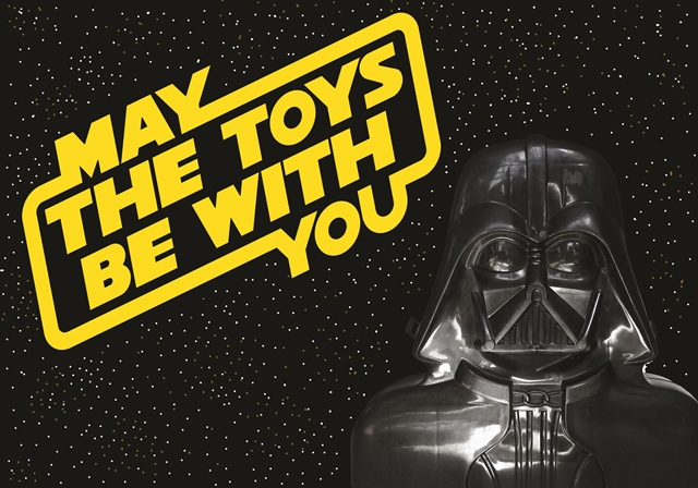 May The Toys Be With You: Brading Roman Villa Star Wars Exhibition