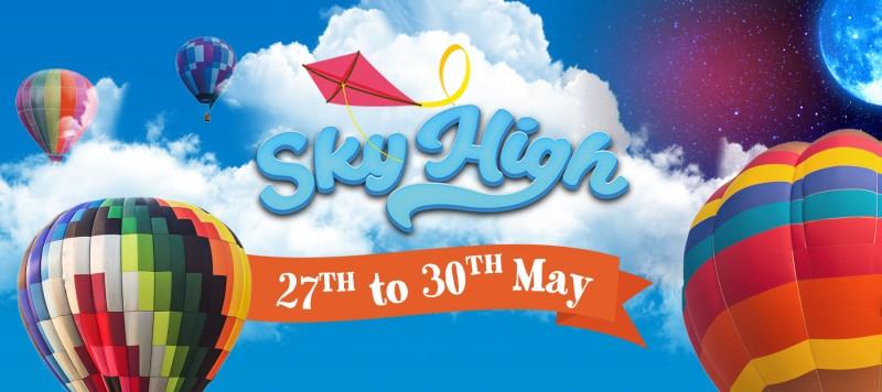 Go Sky High at Robin Hill