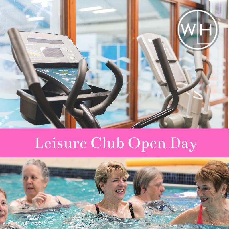 Leisure Club Open Days at Bembridge Coast Hotel