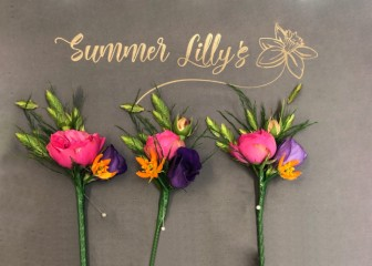 Summer Lilly's Loves Everything About Weddings