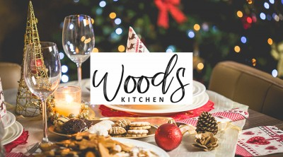 Celebrate Christmas with Woods Kitchen