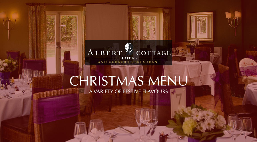 ALBERT COTTAGE HOTEL – HOSTS THE PERFECT CHRISTMAS PARTIES