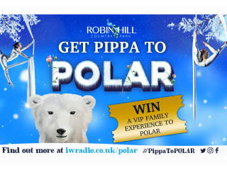 Robin Hill launches: Get Pippa to POLAR!