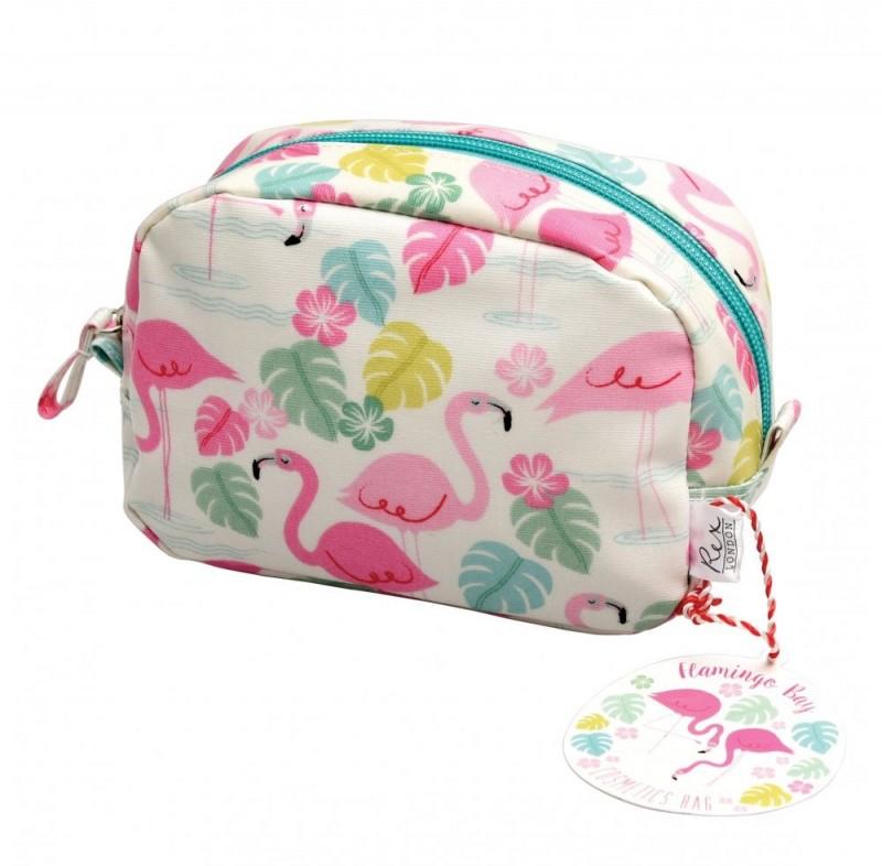 Flamingo Bay Makeup Bag