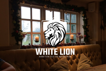 White Lion Arreton Christmas Menu