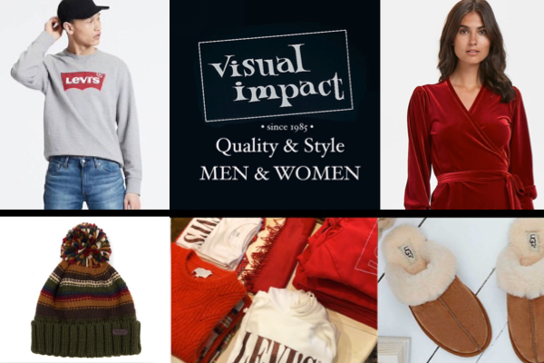 For Christmas gifts that are not only full of style, but quality that lasts!