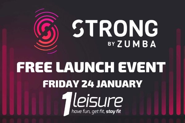 STRONG by Zumba | Free Launch Event at 1Leisure