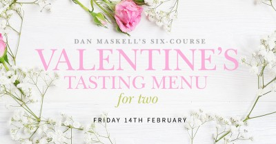 The Consort Restaurant at Albert Cottage Hotel – Valentine's Tasting Menu