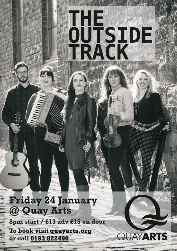 Quay Arts – Folk: Outside Track