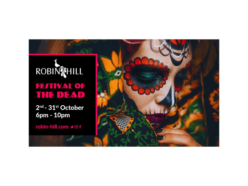 Festival of the Dead at Robin Hill Country Park