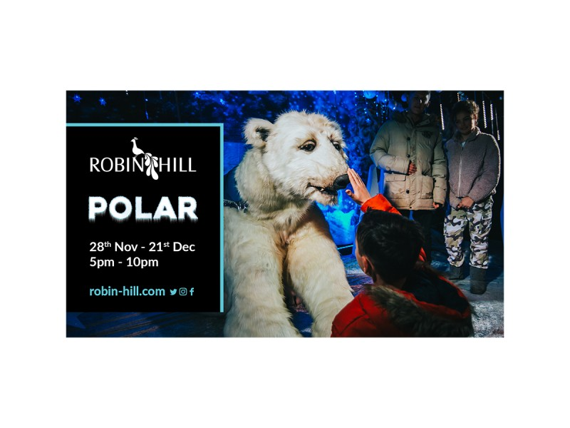 Polar at Robin Hill Country Park