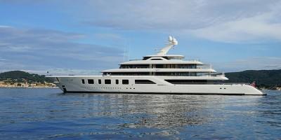 Career on a Superyacht