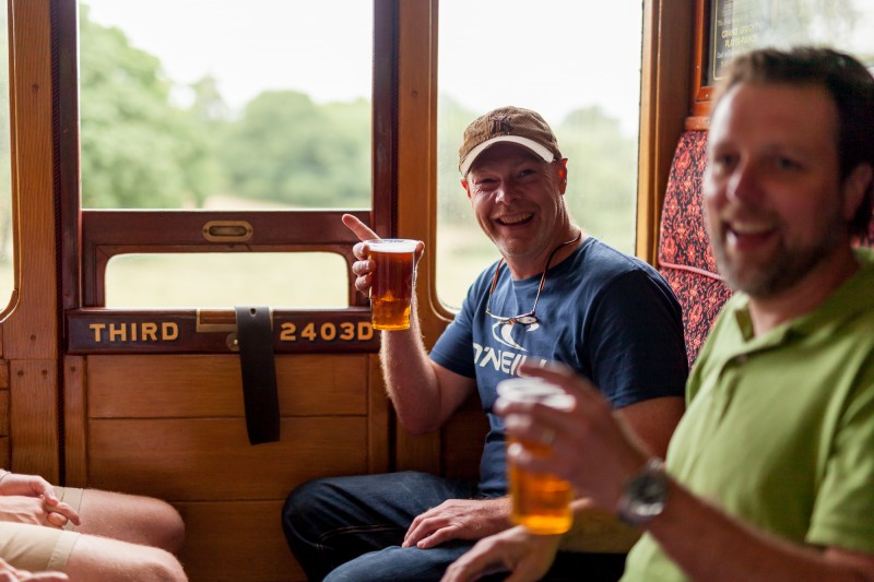 Real Ale Festival – Isle of Wight Steam Railway